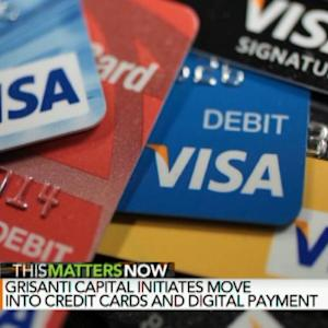 Mobile Payments, Credit Cards and the Value of Banks