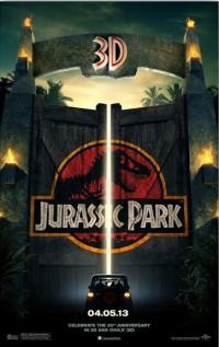 'Jurassic Park 3D' Opens Big In China