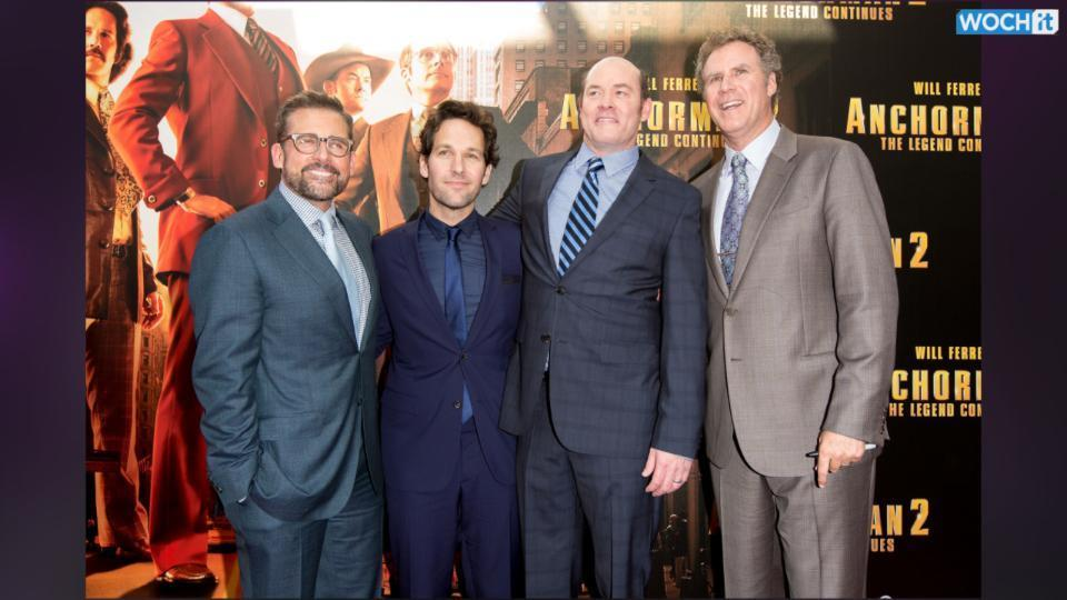 'Anchorman 2′ Release Date Bumped Up To Dec. 18