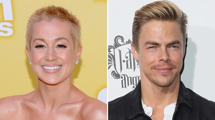 Kellie Pickler & Derek Hough