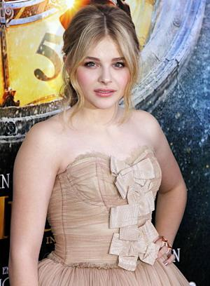 Chloë Moretz at the Hugo Premiere, New York City 2011.