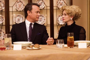 Tom Hanks and Julia Roberts in Universal Pictures' Charlie Wilson's War