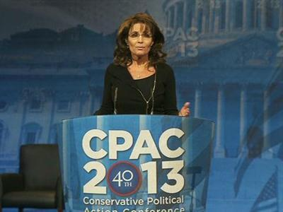 Palin Urges GOP to Broaden Message