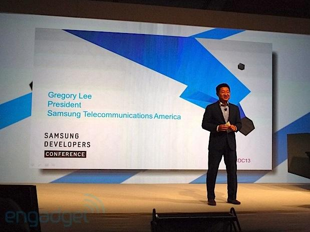 Samsung releases multiscreen SDK among others at first developers conference