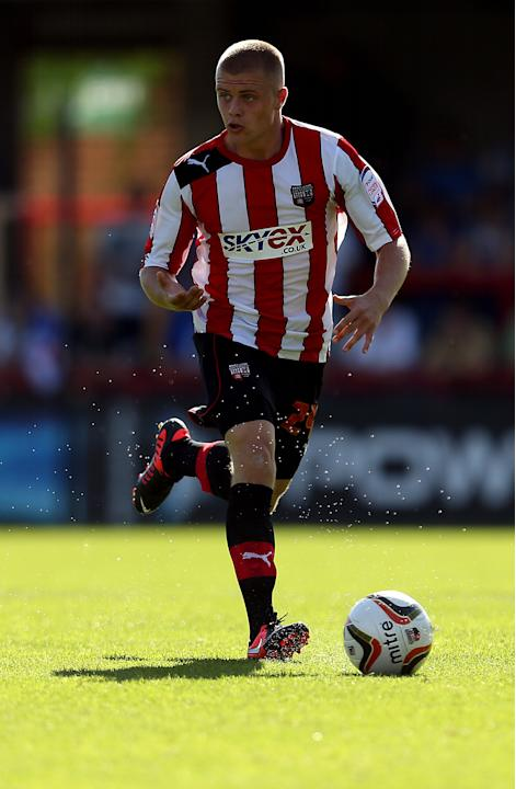 Brentford have extended Jake Bidwell's loan until January