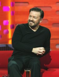 Ricky Gervais will be singing and dancing in The Muppets sequel