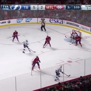 Lightning vs. Canadiens / faits saillants du match