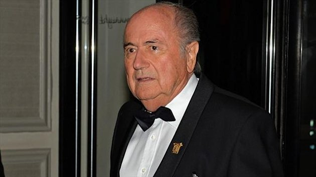 Sepp Blatter has criticised Brazil's preparations