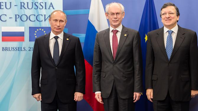 Putin: Russia no defender of Syrian president