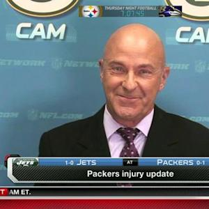 Green Bay Packers injury update