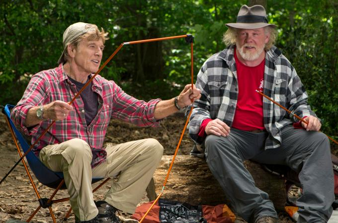 'A Walk In The Woods' Begins Its Labor Day Trek At The Box Office