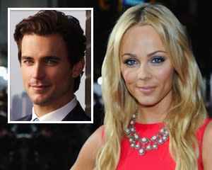 Red-Hot White Collar Buzz: Why Is Smallville Alum Laura Vandervoort Kissing Neal?!