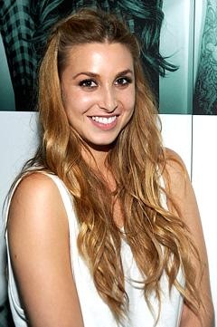 Whitney Port to Show At New York Fashion Week for Third Year in a Row!