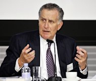 Former NFL commissioner Paul Tagliabue, pictured in 2008, will hear the latest appeals from four players suspended in the New Orleans Saints bounty case, who are seeking to overturn bans imposed by current commissioner Roger Goodell