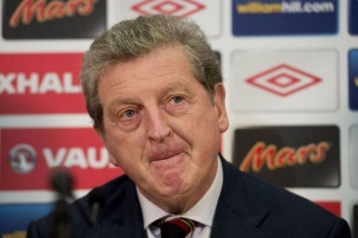 England's Head Coach Roy …