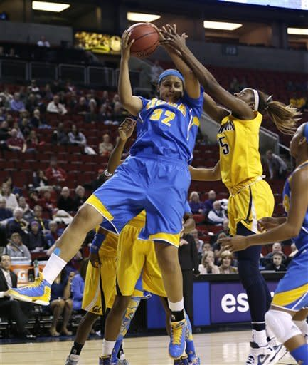 No. 14 UCLA beats No. 5 California 70-58 in Pac-12