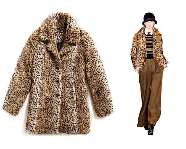 Five runway-inspired winter coats we love