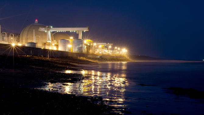 Troubled Calif. nuke plant aims to restart reactor