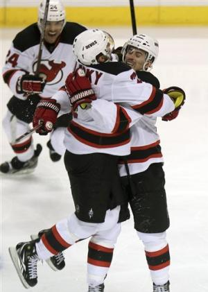 Henrique stars for Devils in a 2OT thriller, 3-2