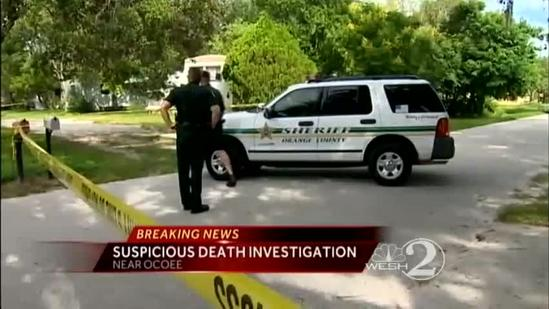 Deputies look into suspicious death in Orange County