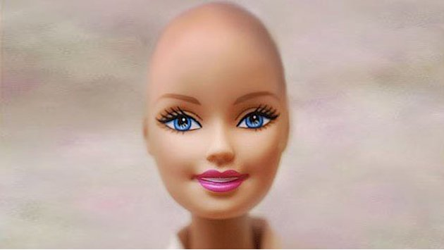 Mattel to Make &amp;#39;Bald Friend of Barbie&amp;#39;