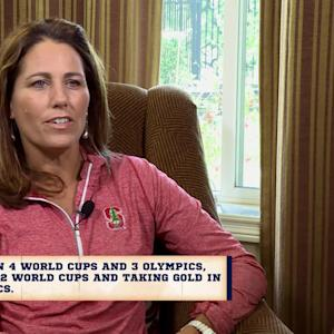 Pac-12 Living Legend: Stanford women's soccer's Julie Foudy