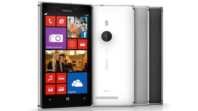 Nokia Launches Metal Lumia 925 Windows Phone, New Smart Camera Features for Other Nokia Phones