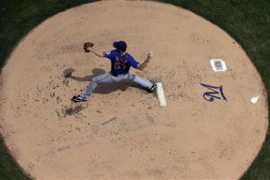 Hefner shines in Mets' 2-1 victory against Brewers