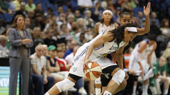 Cambage scores 27 as Shock beat Lynx 83-77