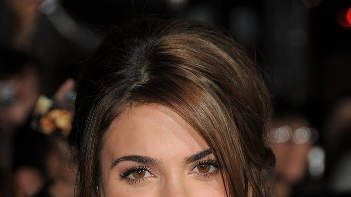 Twilight Saga New Moon LA Premiere 2009 Nikki Reed