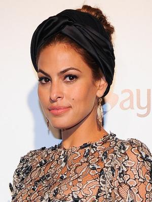 BEST RISKTAKER: Eva Mendes:  Mendes could have worn a sack to TIFF this year and she'd still be the envy of all women (what with a certain Ryan on her arm), but instead she chose to glam it up with a