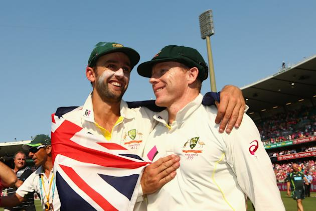 Australia v England - Fifth Test: Day 3