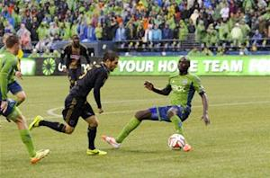Seattle Sounders 2-1 Philadelphia Union: Marshall heads home winner