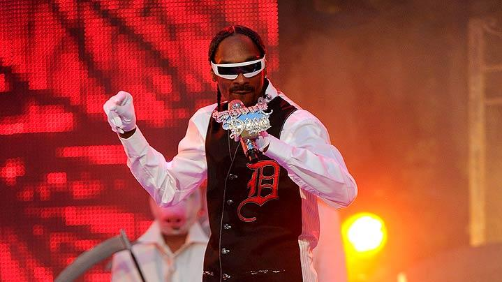Snoop Dogg Much Music Awards