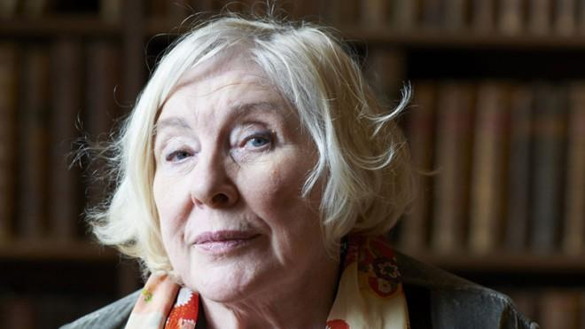 Fay Weldon's new novel is called Long Live the King.