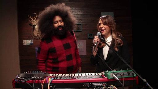 Reggie Makes Music: Rashida Jones