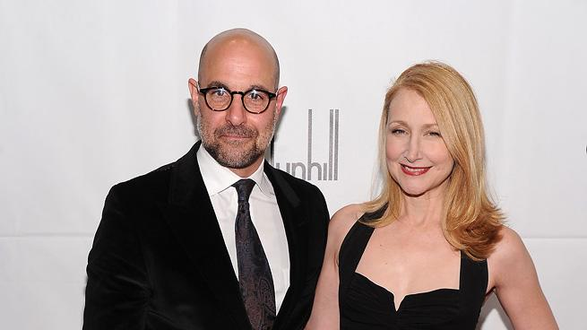 20th Annual Gotham Independent Film Awards 2010 Stanley Tucci Patricia Clarkson