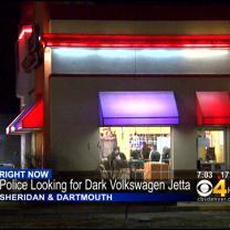 Police Search For Taco Bell Shooting Suspect