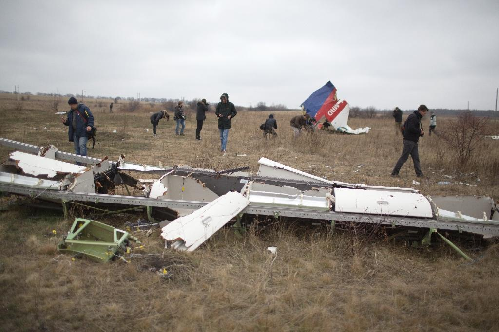 MH17 inquiry finds plane 'shot down by Russian-made missile'