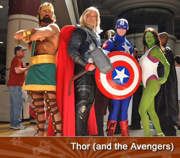 Thor (and the Avengers)