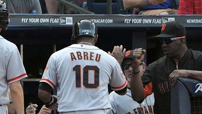 Freeman, Braves rally in 9th, beat Giants 6-5