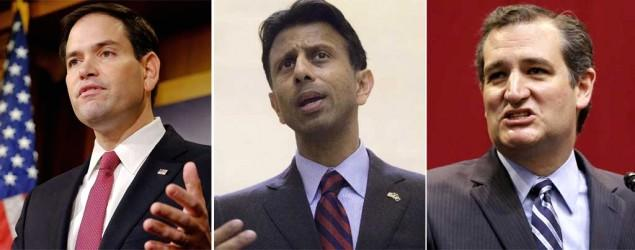 Republicans see diversity in 2016 contenders