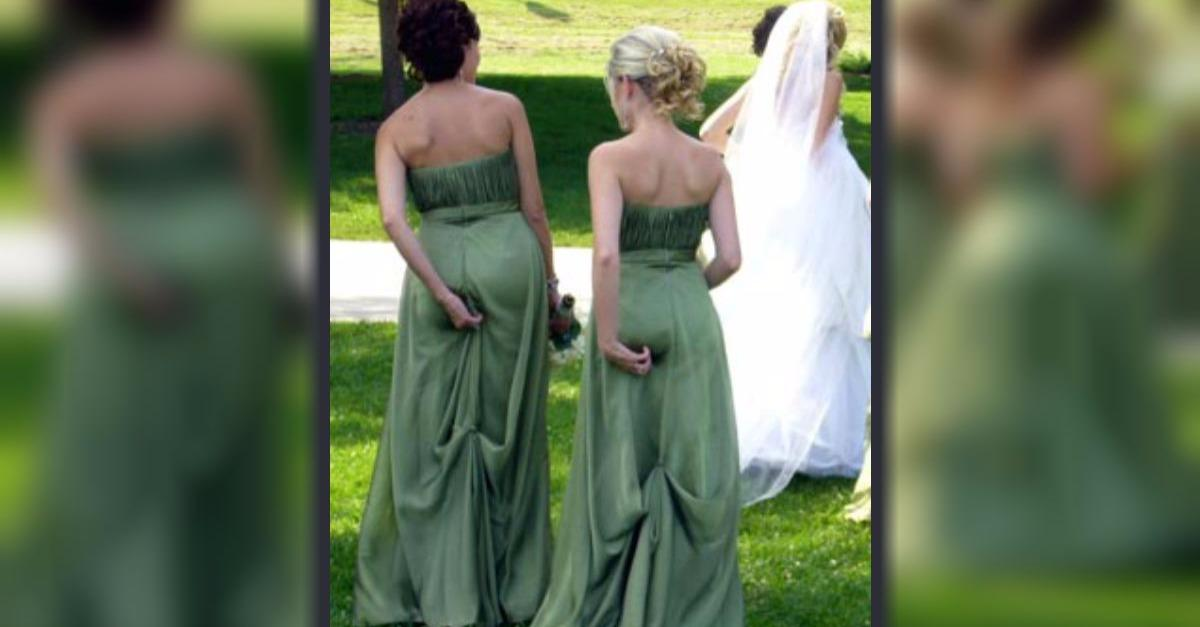 18 Wedding Photos That Should Not Have Been Taken