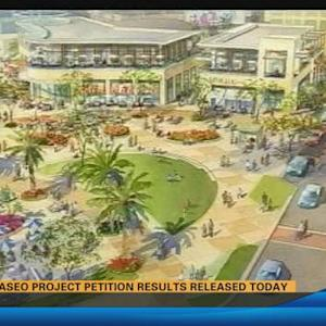 One Paseo Project petition results released Friday