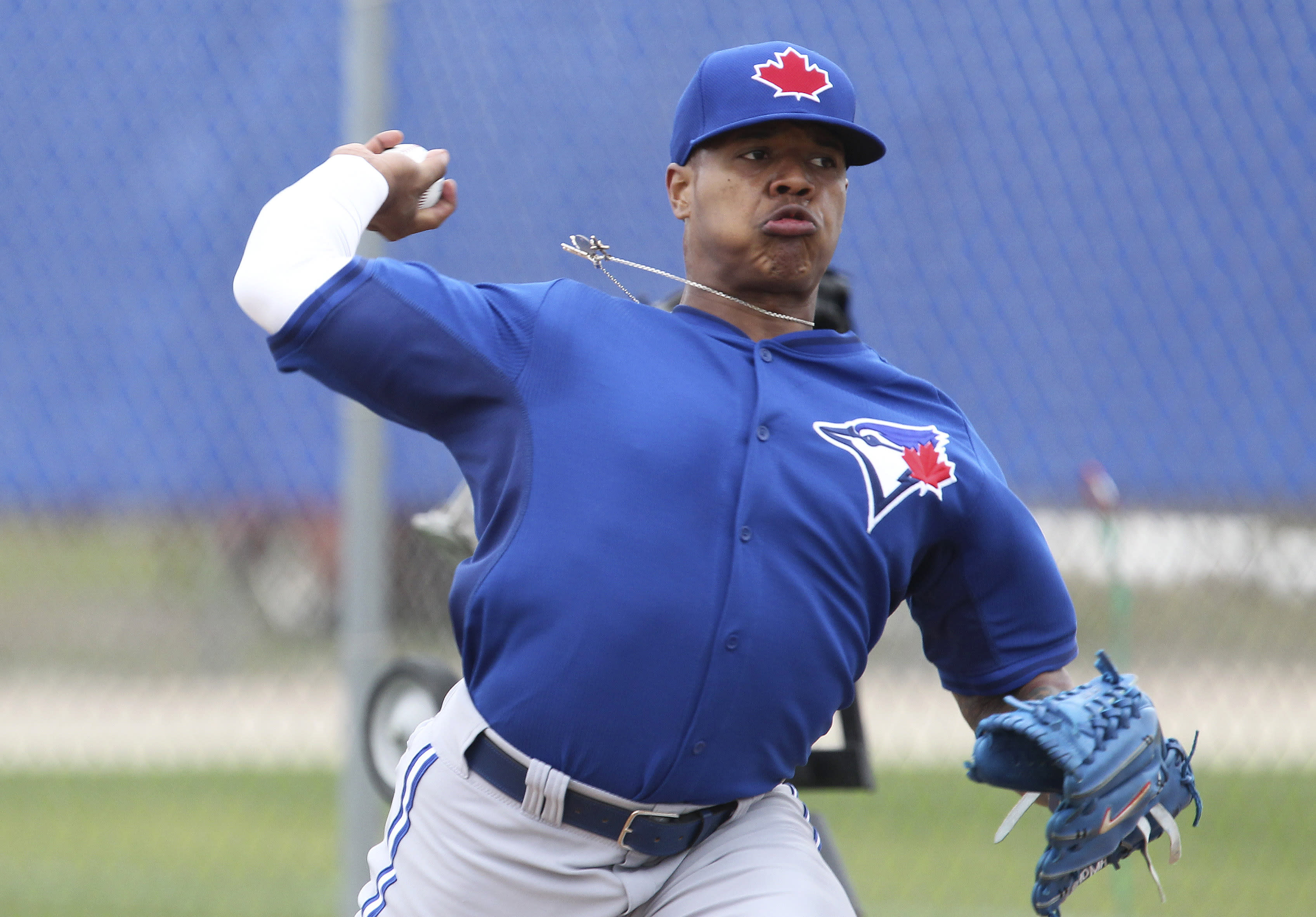 Marcus Stroman returning to college while recovering from knee injury