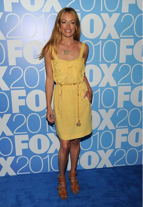 "Cat Deeley (""[ytshow id=36160]So You Think You Can Dance[/ytvshow]"") attends the 2010 Fox Upfront after party at Wollman Rink, Central Park on May 17, 2010 in New York City."