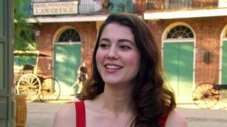 Abraham Lincoln: Vampire Hunter: Mary Elizabeth Winstead On The Movie