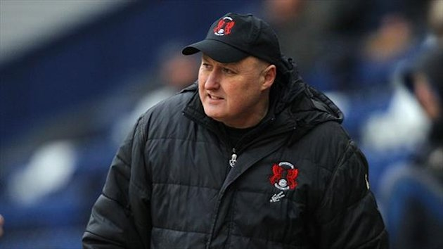 Russell Slade's Leyton Orient are flying high in League One