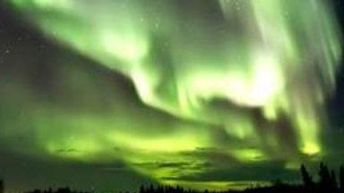 Northern Lights Captured On Camera