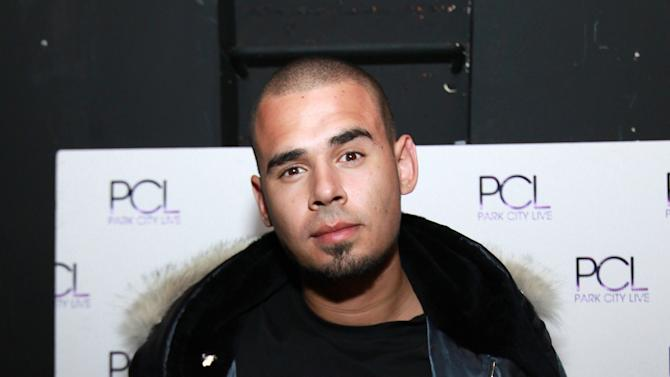 IMAGE DISTRIBUTED FOR PARK CITY LIVE - Afrojack is seen backstage at Park City Live Day 4 on Sunday, January 20, 2013, in Park City, Utah. (Photo by Barry Brecheisen/Invision for Park City Live/AP Images)